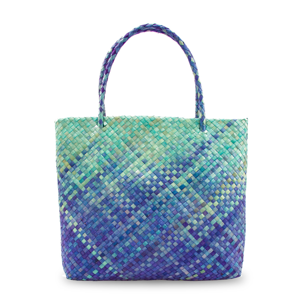 Mengkuang Weaving Tote Bag without 'Tulang Belut'
